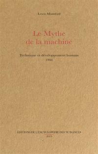 Le mythe de la machine