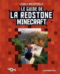 Le guide de la redstone Minecraft