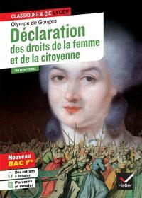 Déclaration des droits de la femme et de la citoyenne (1791)
