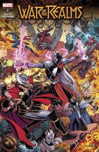 War of the realms. n° 1,
