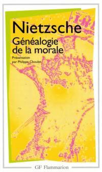 La généalogie de la morale