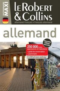 Le Robert & Collins allemand maxi