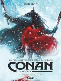 Conan le Cimmérien, La fille du géant du gel