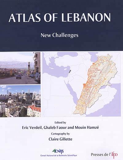 Atlas of Lebanon