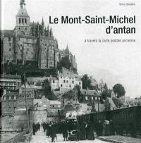 Le Mont-Saint-Michel d'antan