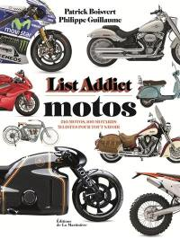 List addict motos