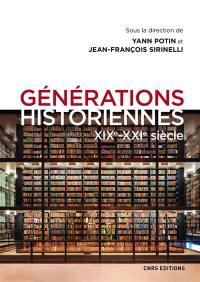 Générations historiennes