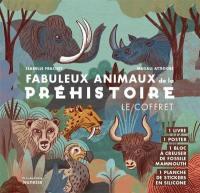 Fabuleux animaux de la préhistoire : le coffret