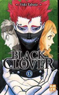 Black Clover. Volume 13,
