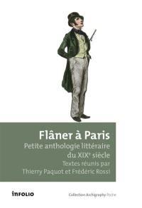 Flâner à Paris