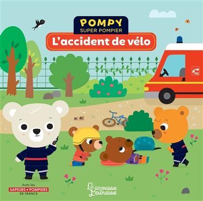 Pompy super pompier, L'accident de vélo