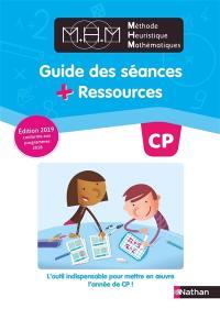 Méthode heuristique de mathématiques CP : guide des séances + ressources