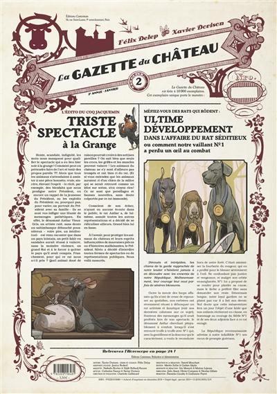 La gazette du château. Volume 2,