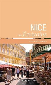 Nice des écrivains et les Alpes-Maritimes