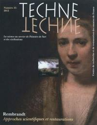 Techné. n° 35, Rembrandt
