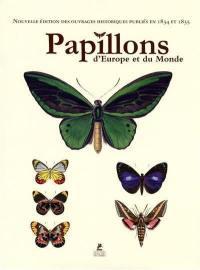 Papillons d'Europe et du monde