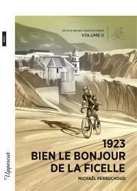 Les plus grands Tours de France. Volume 2, 1923