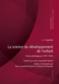La science du développement de l'enfant