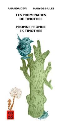 Les promenades de Timothée = Promne promne ek Timothee