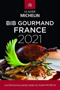 Bib gourmand France 2021