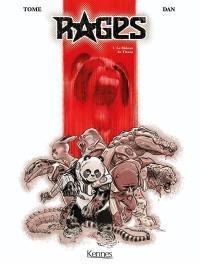 Rages. Volume 1, Le rideau de Titane