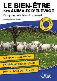 Le bien-être des animaux d'élevage