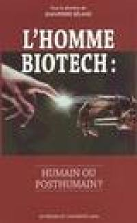 L'homme biotech