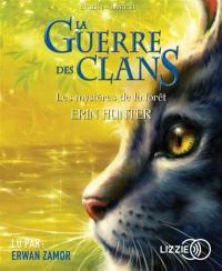 La guerre des clans. Volume 3, Les mystères de la forêt