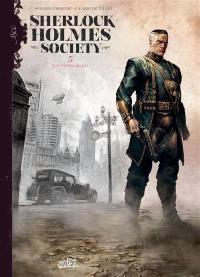 Sherlock Holmes society. Volume 5, Les péchés du fils