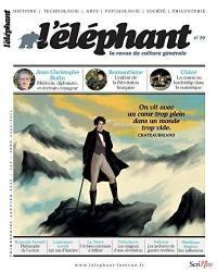 L'Eléphant : la revue. n° 29,