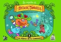 Les enquêtes de Félicie Trouille. Volume 1, Les bijoux de la comtesse