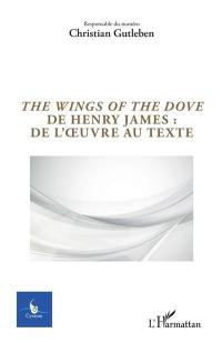 Cycnos. n° 36-1, The wings of the dove de Henry James