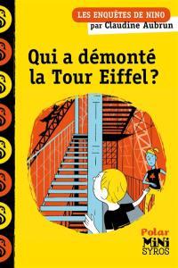 Les enquêtes de Nino, Qui a démonté la tour Eiffel ?