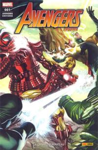 Avengers universe. n° 1,