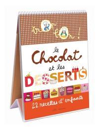 Le chocolat et les desserts