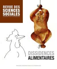 Revue des sciences sociales. n° 61, Dissidences alimentaires