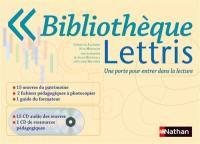 La bibliothèque Lettris : une porte vers la lecture