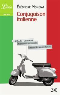 Conjugaison italienne