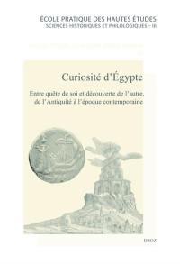 Curiosité d'Egypte