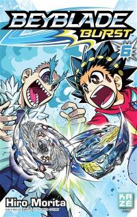 Beyblade burst. Volume 6,
