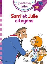 Sami et Julie citoyens