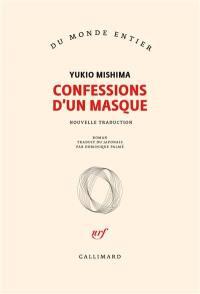 Confessions d'un masque