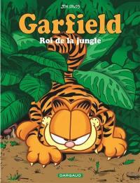 Garfield. Volume 68, Roi de la jungle