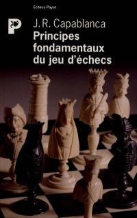 Principes fondamentaux du jeu d'échecs