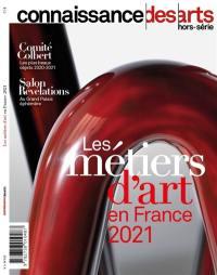 Les métiers d'art en France 2021