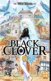 Black Clover. Volume 18,