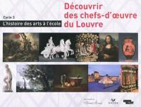 Découvrir des chefs-d'oeuvre du Louvre