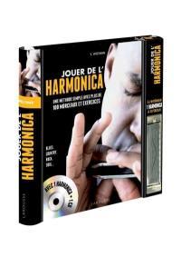 Jouer de l'harmonica