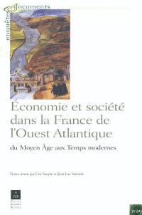 Economie et société dans la France de l'Ouest