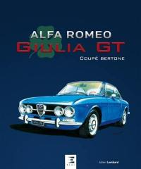 Alfa Romeo Giulia GT, coupé Bertone